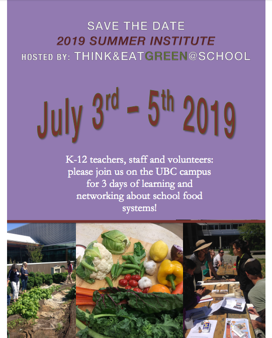 SummerInstitute2019_SaveTheDate